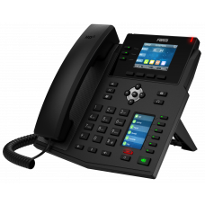 Fanvil X4U Business SIP Phone (POE), IP телефон, с номером +7(812)ХХХ-ХХ-ХХ