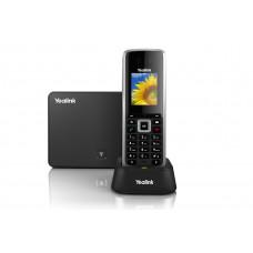 Yealink W52P, беспроводной ip телефон с номером +7(812)ХХХ-ХХ-ХХ