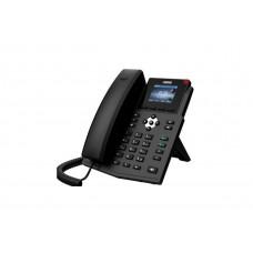 Fanvil X3SG, ip-телефон, с номером +7(812)ХХХ-ХХ-ХХ