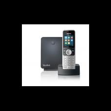 Yealink W53P, беспроводной DECT ip-телефон, с номером +7(812)ХХХ-ХХ-ХХ