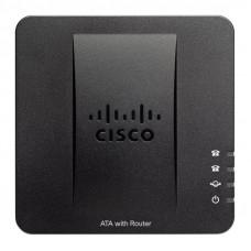 CISCO SPA122 , VoIP шлюз (2 FXS)