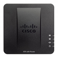 CISCO SPA122 , VoIP шлюз (2 FXS) с номером +7(812)ХХХ-ХХ-ХХ