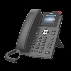 Fanvil X3S , ip-телефон, с номером +7(812)ХХХ-ХХ-ХХ